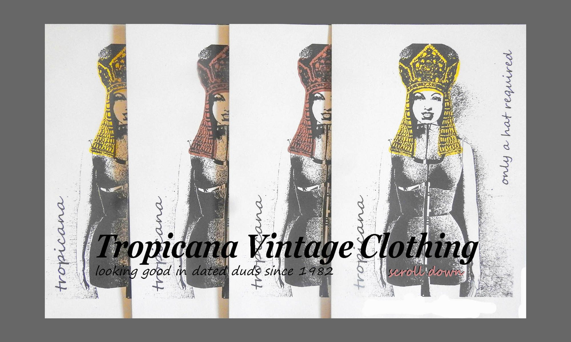 Tropicana Vintage Clothing